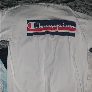 USA colors champion shirt